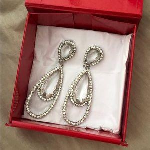 Kenneth Jay Lane Jewelry - Kenneth lane teardrop earrings